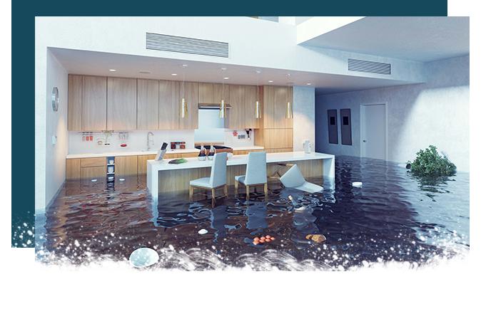 rénovation dégats des eaux