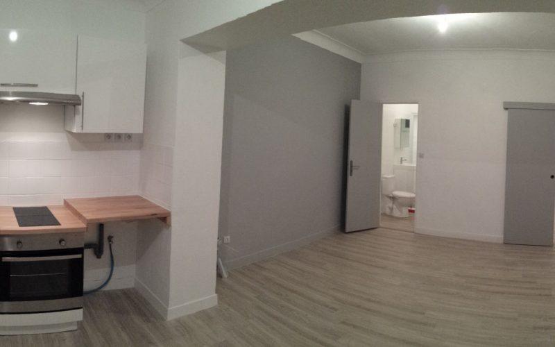 Rénovation appartement Avignon après