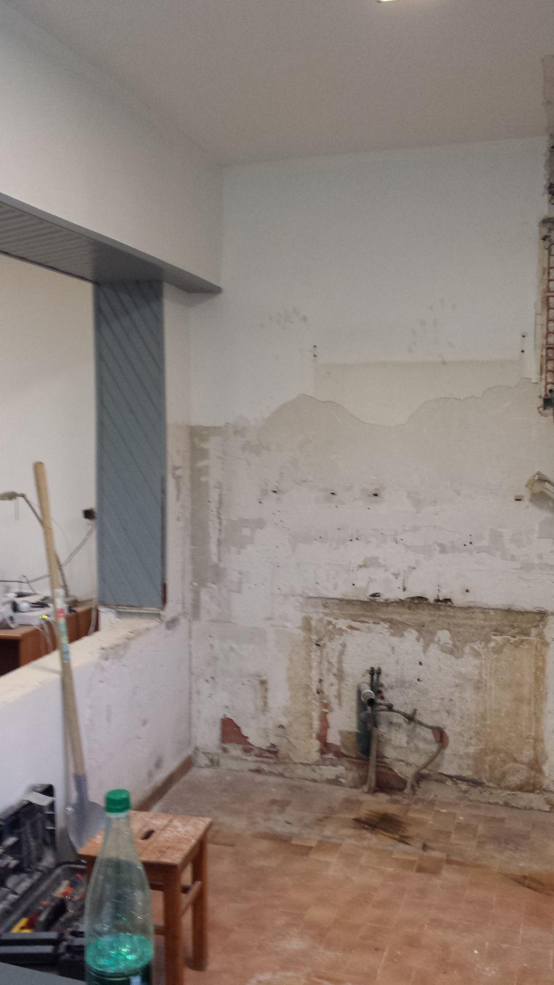 Rénovation cuisine Avignon avant