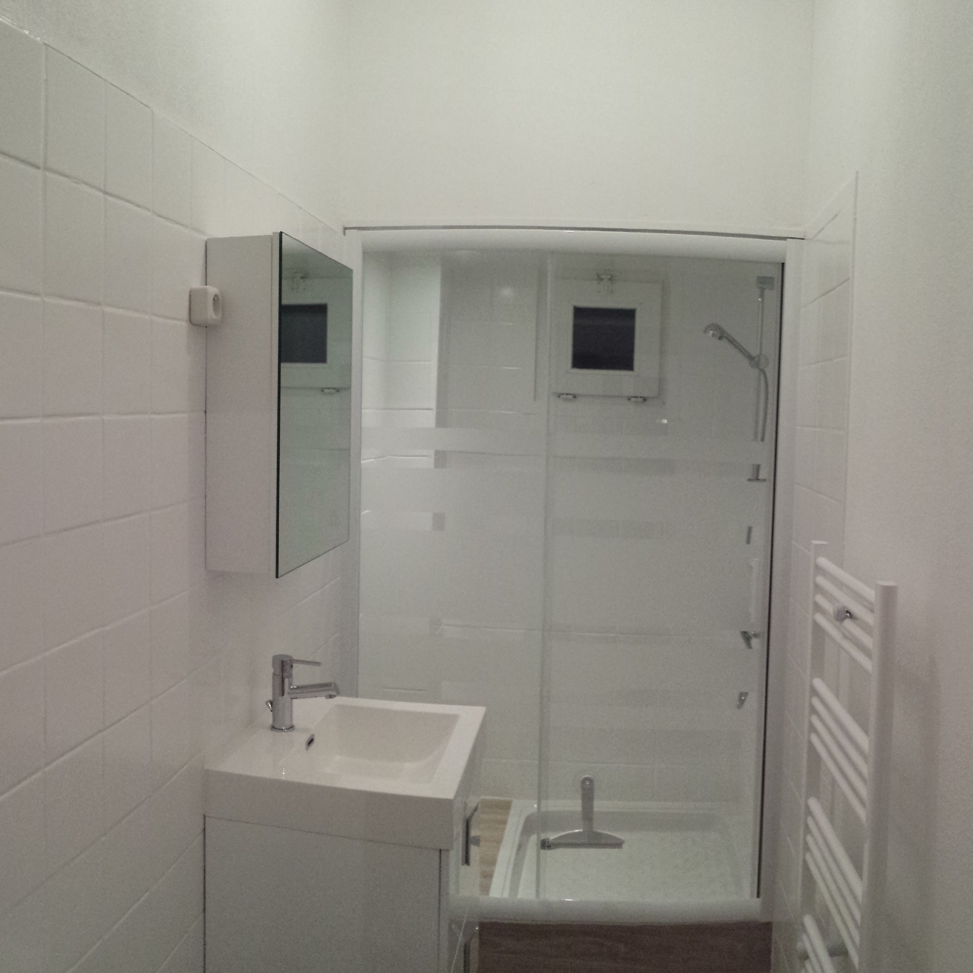 Rénovation salle de bain Avignon après